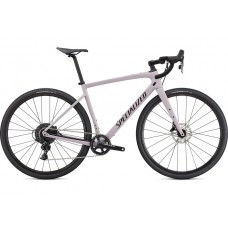 Bicicleta SPECIALIZED Diverge Base Carbon - Gloss Clay/Cast Umber/Chrome/Clean 56