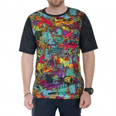 Tricou SPECIALIZED All Mountain Monster SS - C-Design M