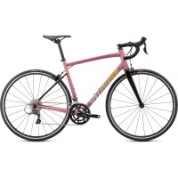 Bicicleta SPECIALIZED Allez - Satin/Gloss Dusty Lilac/Black/Summer-Hyper Fade 52