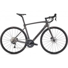 Bicicleta SPECIALIZED Roubaix Comp - Satin Smoke/Carbon/Black 54