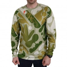 Tricou SPECIALIZED All Mountain Camo LS - C-Design M