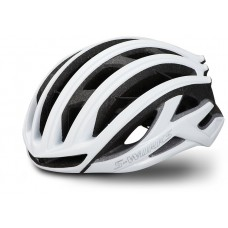 Casca SPECIALIZED Prevail II Vent with ANGi - Matte Gloss White/Chrome S