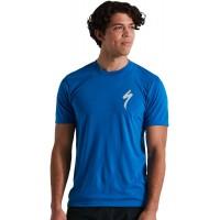Tricou SPECIALIZED Men's S-Logo SS - Cobalt L