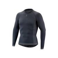 Bluza SPECIALIZED Seamless Baselayer LS - Dark Grey XL/XXL