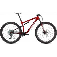 Bicicleta SPECIALIZED S-Works Epic- Gloss Red/Tarmac Black/White w/Gold L