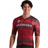 Tricou SPECIALIZED SL R SS Team - Black/Red XXL