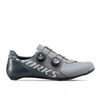 Pantofi ciclism SPECIALIZED S-Works 7 Road - Cool Grey/Slate 42