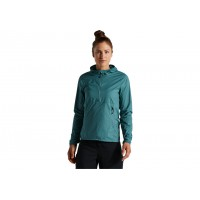 Jacheta SPECIALIZED Women's Trail-Series Wind - Dusty Turqoise S