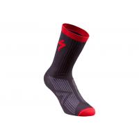 Sosete SPECIALIZED SL Elite Winter - Black/Red XL