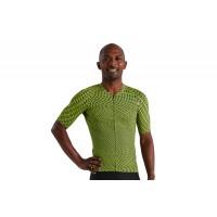 Tricou SPECIALIZED Men's SL - Hyper Green/Black XXL