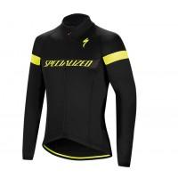 Jacheta ciclism SPECIALIZED Element RBX Sport Logo Jacket Black/Yellow L