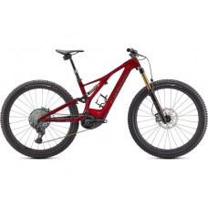 Bicicleta Specialized S-Works Turbo Levo - Red Tint/Satin Black L