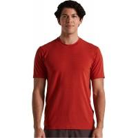 Tricou SPECIALIZED Men's Trail SS - Redwood L