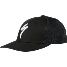 Sapca SPECIALIZED New Era S-Logo Trucker - Black/Dove Grey