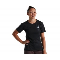 Tricou SPECIALIZED Women's Trail Air - Black S
