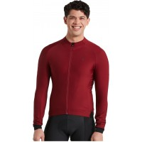 Tricou termic SPECIALIZED SL Expert LS - Maroon S