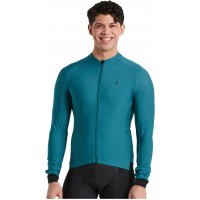 Tricou termic SPECIALIZED SL Expert LS - Tropical Teal L