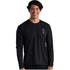 Tricou SPECIALIZED Men's Trail LS - Black L