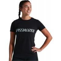 Tricou SPECIALIZED Women's Wordmark - Black S