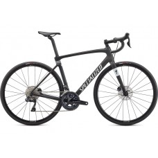 Bicicleta SPECIALIZED Roubaix Expert - Satin Carbon/White 58