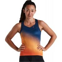 Maiou SPECIALIZED Women's SL - Orange Sunset/Dark Blue L